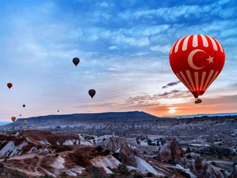 السياحة في تركيا في شهر سبتمبر