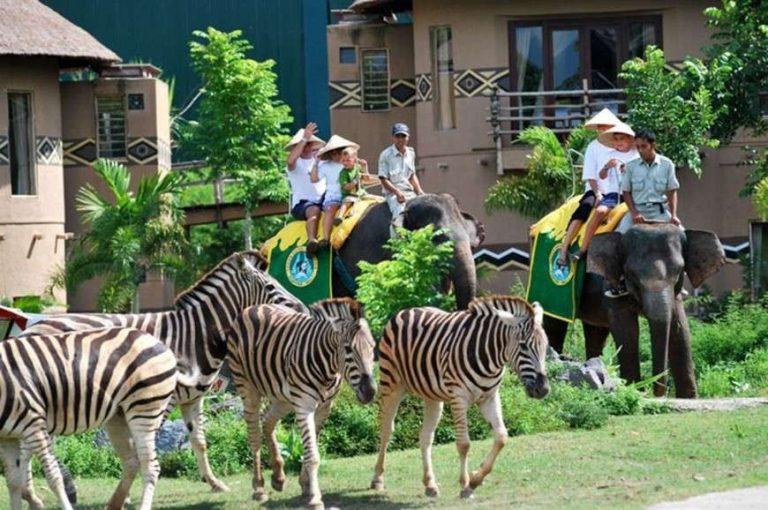 حديقة الحيوان في بالي … معلومات عن حديقة الحيوان في بالي