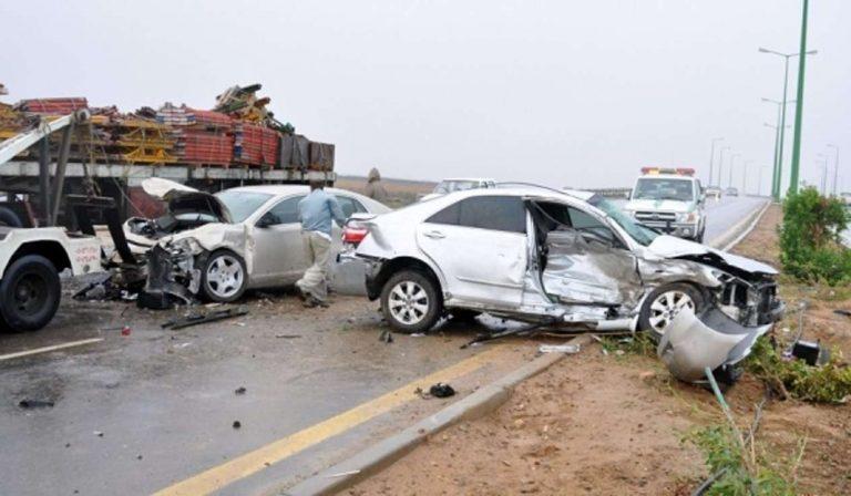هل تعلم عن الحوادث المرورية … كل ما تريد معرفته عن حوادث الطرق