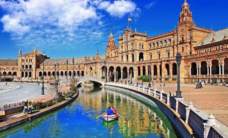 الأماكن السياحية في إسبانيا