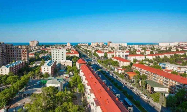 مدينة سومقاييت في أذربيجان
