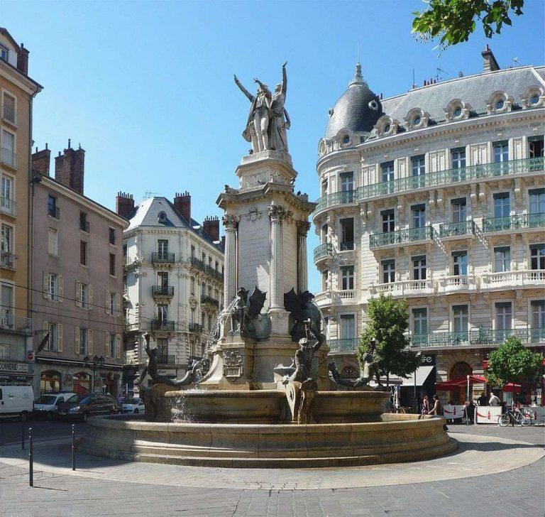 معلومات عن مدينة غرينوبل فرنسا