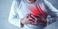 أعراض كهرباء القلب وعلاجه