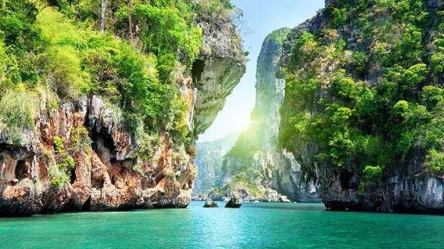 الطقس في تايلند… معلومات عن الظّروف المناخيّة في تايلند طول السّنة