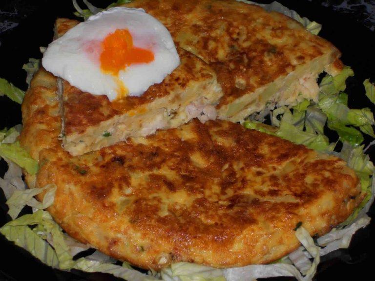 طريقة عمل تورتة الدجاج … طريقة شهية وسهله للجميع لعمل تورتة الدجاج