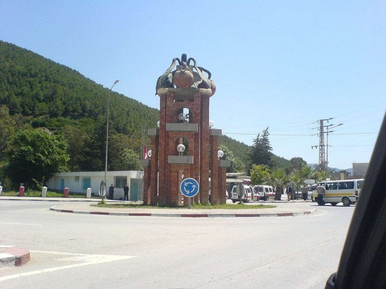 مدينة باجة تونس