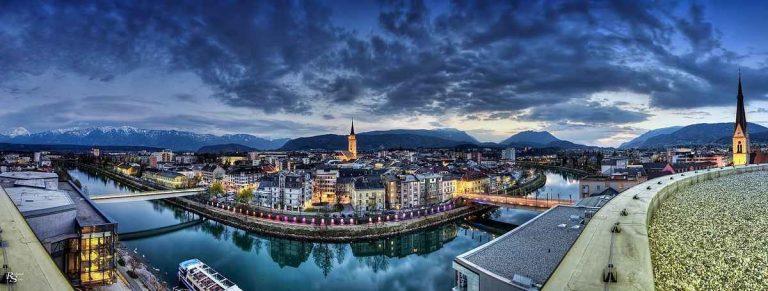 السياحة في فيلاخ جنوب النمسا : أجمل الأماكن السياحية فى مدينة فيلاخ النمسا ..