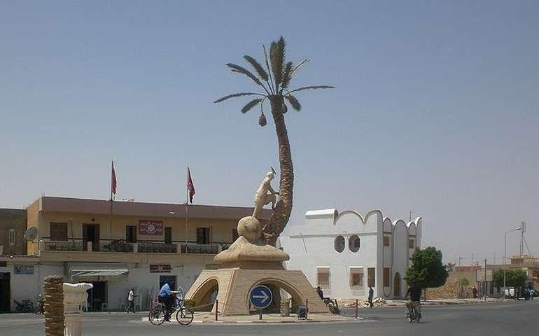 مدينة قابس تونس