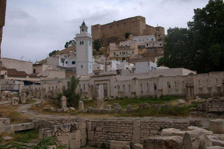 معلومات عن مدينة الكاف تونس