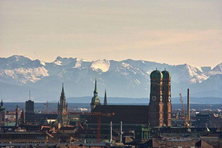 معلومات عن مدينة ميونخ ألمانيا