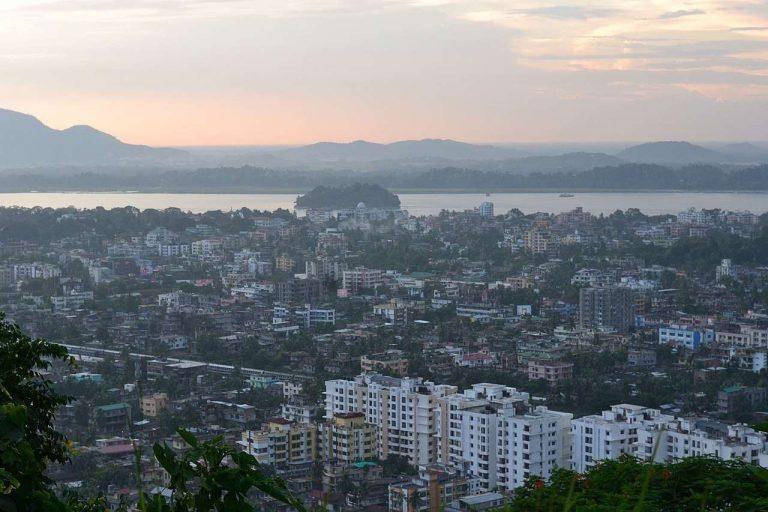 معلومات عن مدينة جواهاتي الهند