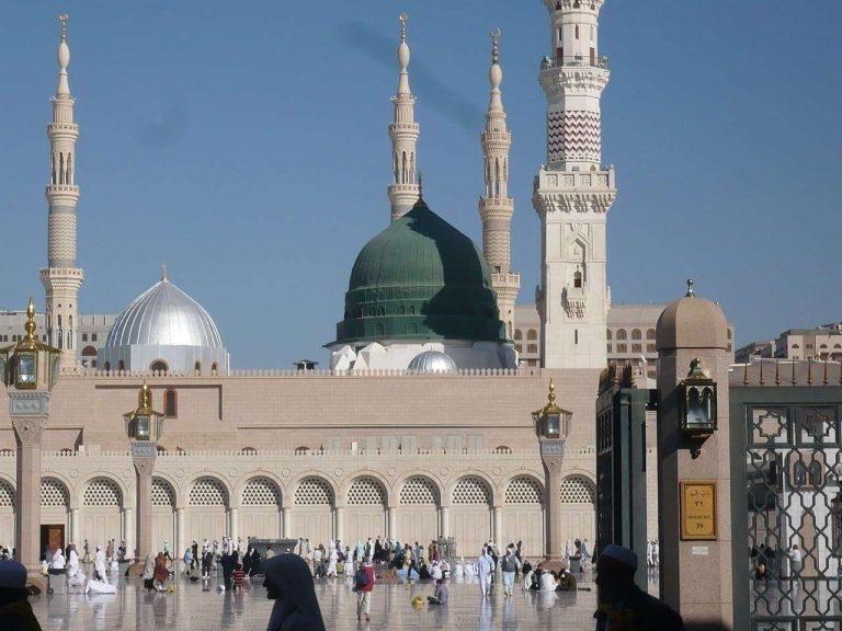 معلومات عن مدينة المدينة المنورة السعودية
