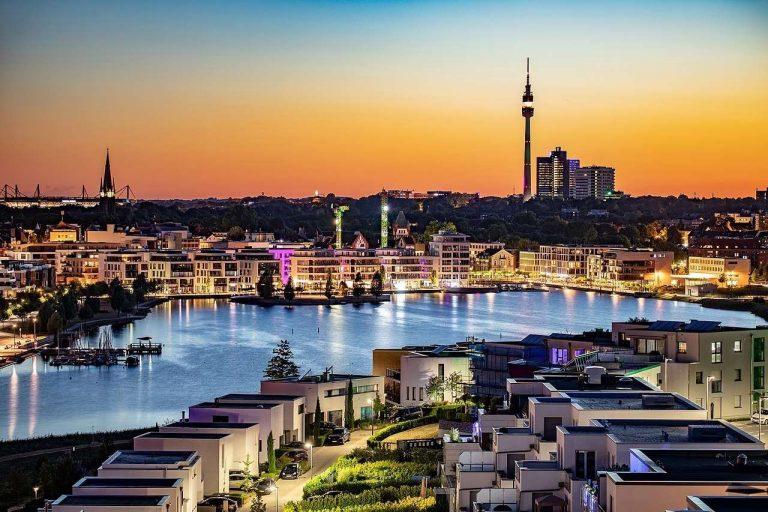 معلومات عن مدينة دورتموند -ألمانيا