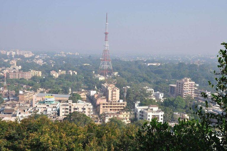 معلومات عن مدينة رانشي الهند