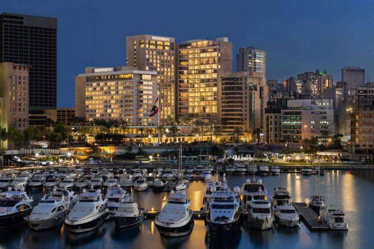 معلومات عن مدينة بيروت لبنان