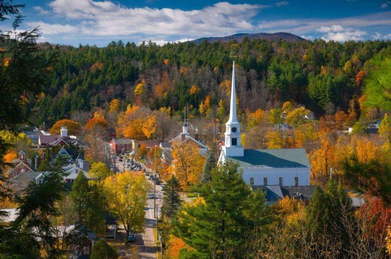 الحياة الريفية في امريكا .. تعرف على أجمل المدن الريفية الجذابة في امريكا