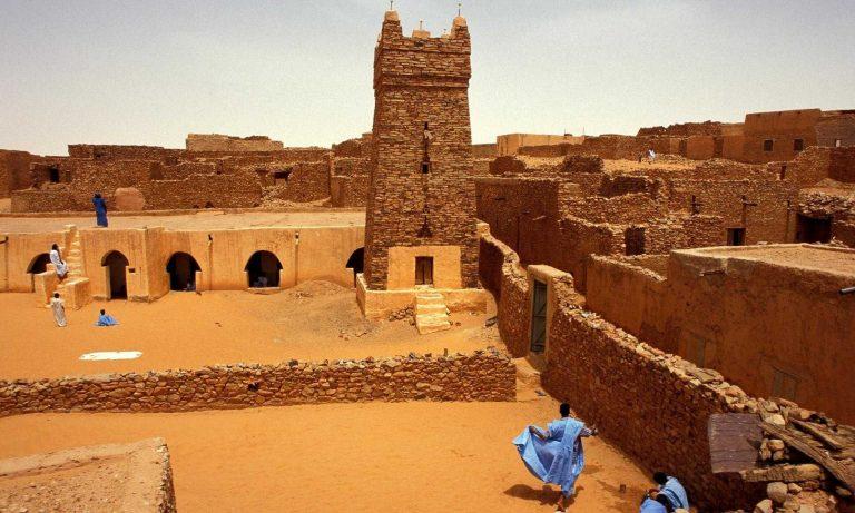 الطبيعة في موريتانيا