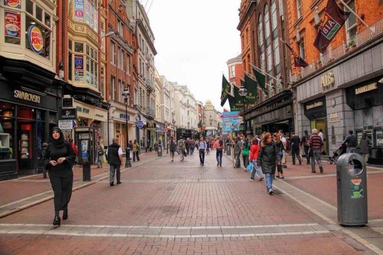 التسوق في ايرلندا ..إستمتع بالتسوق فى أفضل مولات و أسواق ايرلندا ..