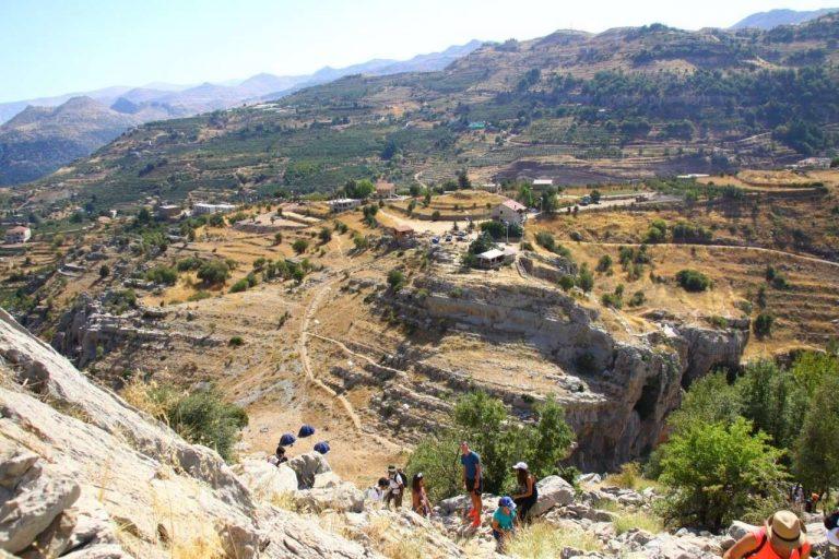 معلومات عن مدينة الشوف لبنان