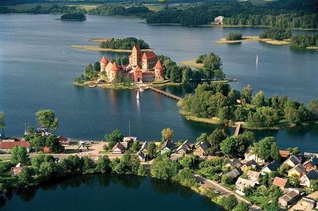 الحياة الريفية في ليتوانيا وأجمل المدن الريفية هناك