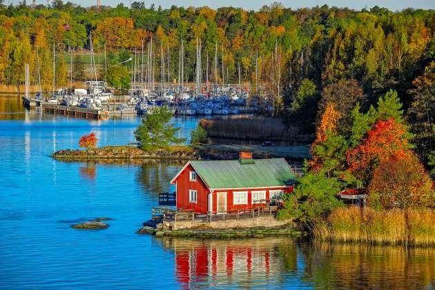 الحياة الريفية في فنلندا .. قرى ومدن ريفية مذهلة سوف تستمتع بزيارتها في فنلندا