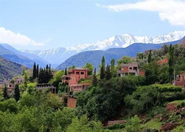 الطبيعة في المغرب – أماكن طبيعية فريدة من نوعها في المغرب