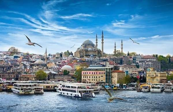 السياحة في تركيا في شهر يوليو