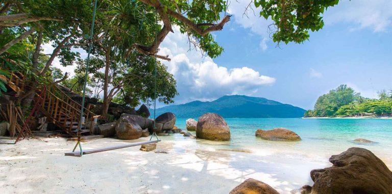 كيفية اختيار أفضل الجزر السياحية في تايلند