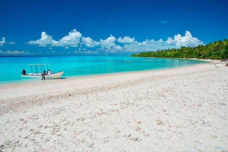 معلومات عن دولة كيريباتي