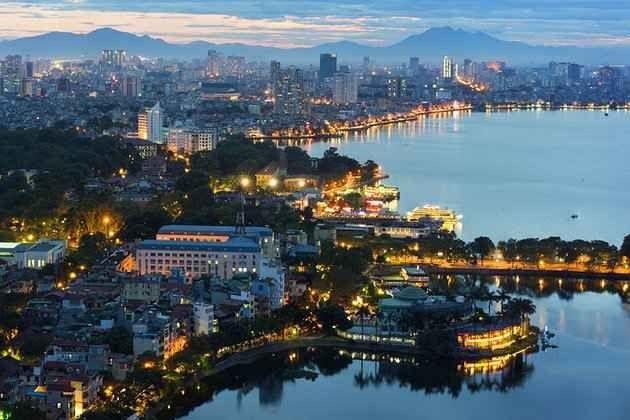 الأماكن السياحية في هانوي فيتنام وأفضل رحلات اليوم الواحد