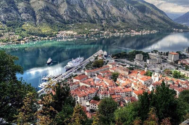 أجمل المدن السياحية في الجبل الأسود