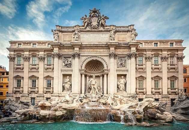 أهم الأماكن السياحية في روما