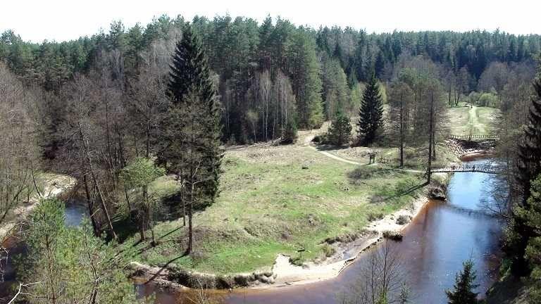 الطبيعة فى ليتوانيا