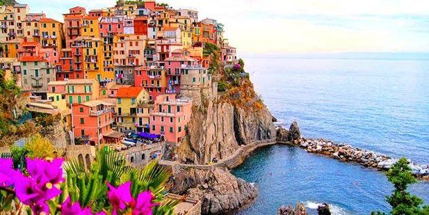 أجمل المدن الساحلية في إيطاليا