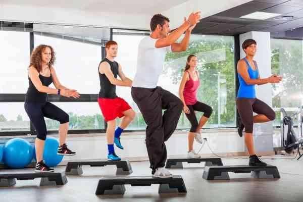 ممارسة تمارين الأيروبيك - كيف أنزل وزني ؟