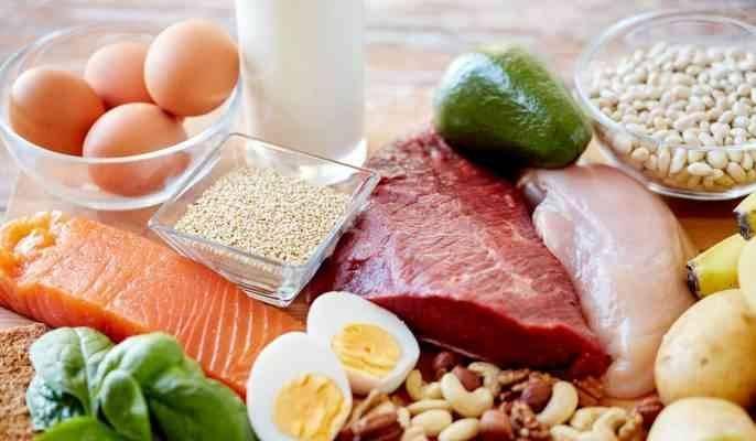 الحرص علي تناول البروتين - كيف أنزل وزني ؟