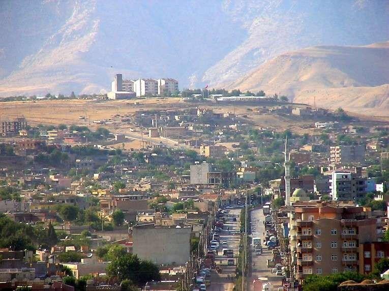 مدينة شيرناك بتركيا المعاصرة والحديثة