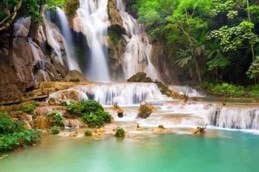"""""""لوانغ برابانغ""""Luang Prabang.. الطبيعة في لاوس"""
