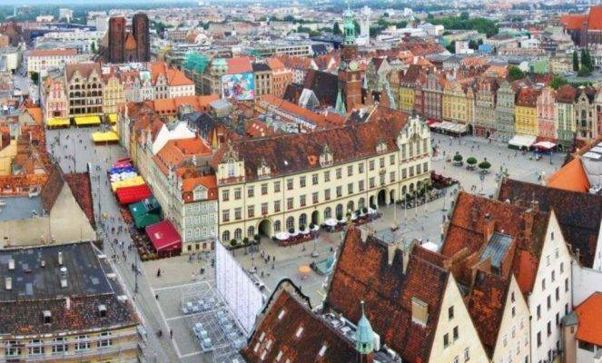 وروكلاو بولندا - السياحة في التشيك وبولندا
