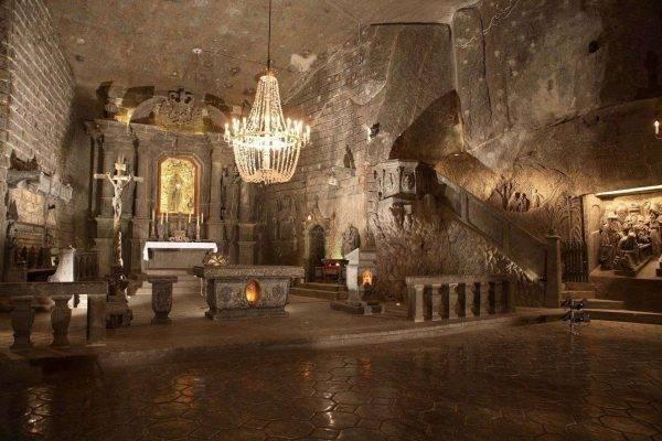 منجم الملح فييلتشكا التاريخي