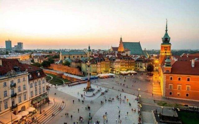 وارسو بولندا - السياحة في التشيك وبولندا