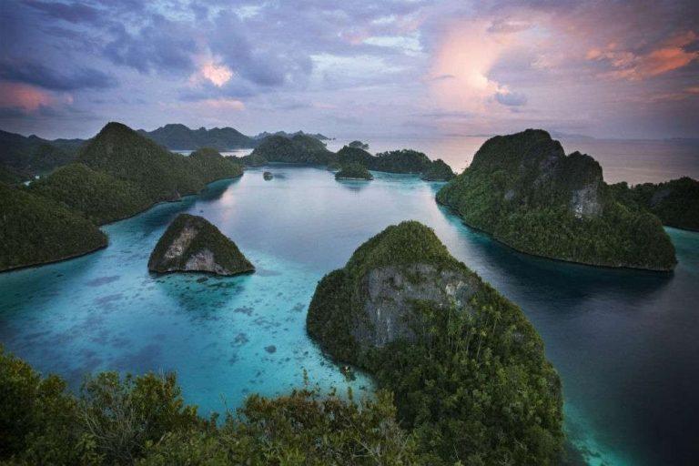 السياحة في إندونسيا في شهر مارس
