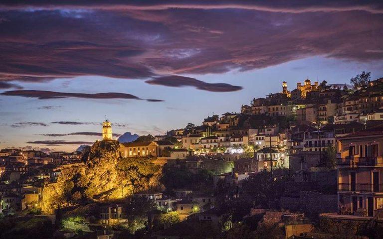 السياحة في اليونان شهر نوفمبر