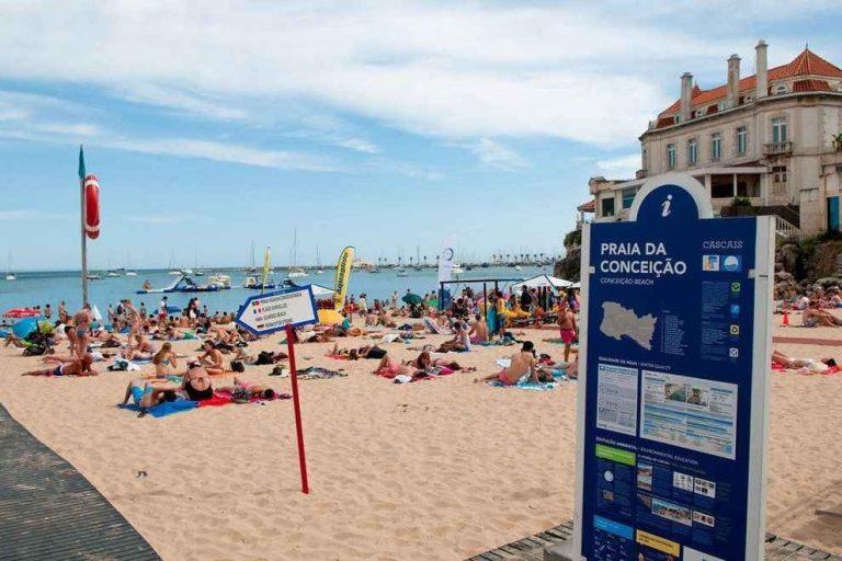 أفضل شواطئ مدينة لشبونة -البرتغال