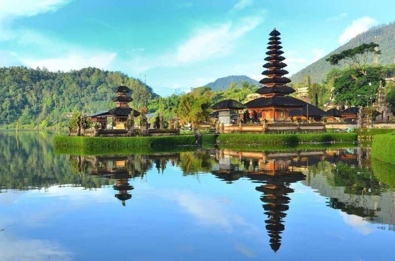 الطقس في إندونيسيا شهر يوليو