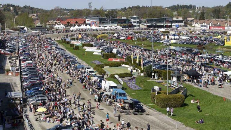 الأسواق الشعبية في ستوكهولم -السويد