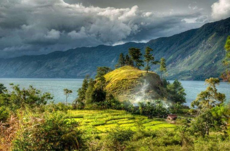 الطقس في إندونيسيا شهر أبريل