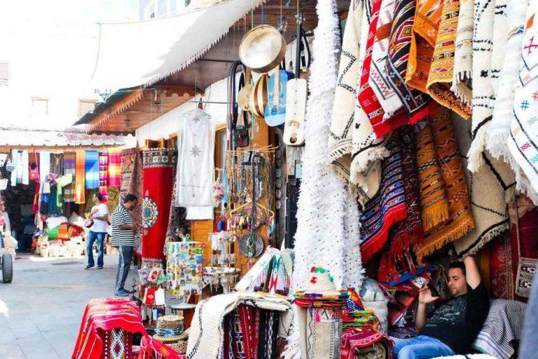 الأسواق والمولات في الرباط .. التسوق وسط الجو المغربي المميز !