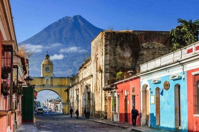 أهم المعلومات عن دولة غواتيمالا