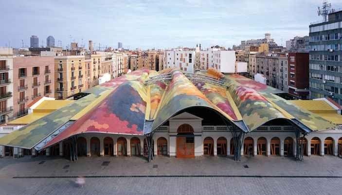 الأسواق الشعبية في برشلونة … أفضل 6 أسواق شعبية في مدينة برشلونة